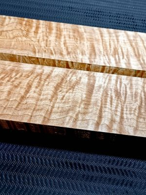 2/ quilted Maple Boards, 26mm    (1575/1576)