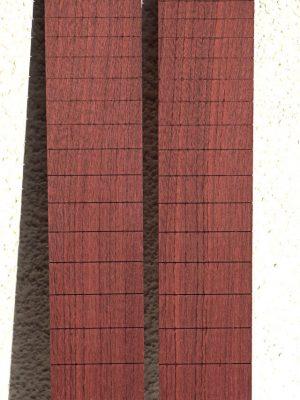 """NEW! 648mm Scale """"Purple Heart"""" Fretboard"""
