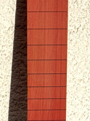 "NEW! 648mm Scale ""PINK IVORY"" Fretboard"