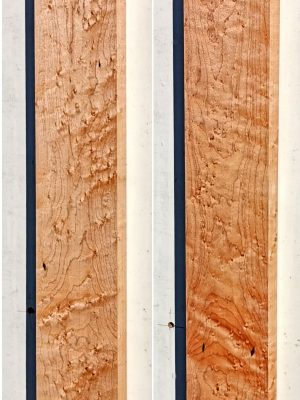 Prem. Birdseye Maple Neckwood Blank, 29mm  (BM-246)