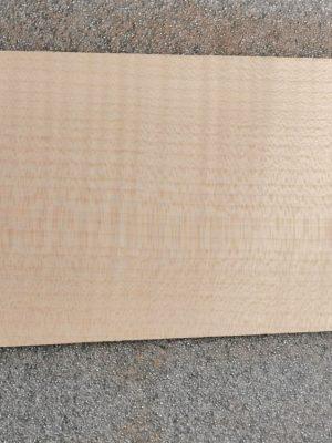 Flamed Maple Headplate 3mm