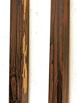 Prem. ZIRICOTE Neckwood Blank, 50mm  (ZIC-104)