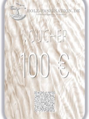100 € Gutschein / Voucher