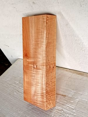 Flamed Maple Billet, 70mm  (QM-724)