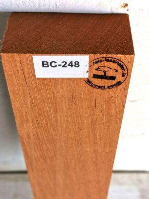 Prem. CEDRO Neckwood Blank, 48mm  (BC-248)