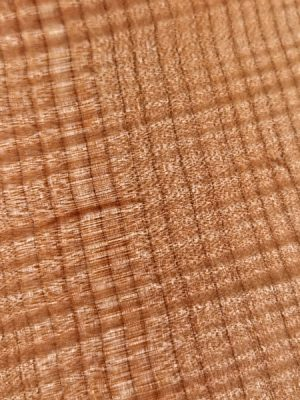Prem. flamed Maple Guitar Top, 8mm  (FL-590)