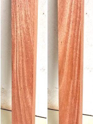 KHAYA Neckwood Blank, 48mm  (KY-134)