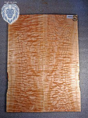 Prem. quilted Maple Guitar Top, 7mm  (V-8218)